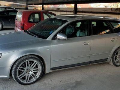 brugt Audi S4 V8 -07