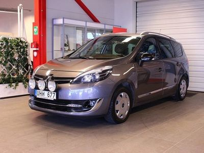 begagnad Renault Grand Scénic 1.6 dCi 7-sits 130hk