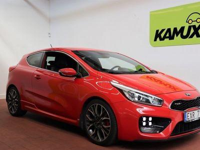 begagnad Kia pro_cee'd GT 1.6 GDI 204hk