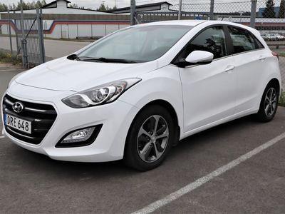 begagnad Hyundai i30 5d 1.6 CRDi ISG AUT-D7 Comfort