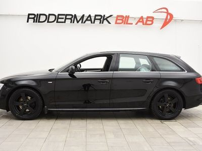 begagnad Audi A4 2.0 TDI quattro 190hk AUT / S-LINE / DRAG