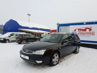 begagnad Ford Mondeo Kombi 2.5 V6 TitaniumX 170hk DRAG M-VÄRM NYSERV