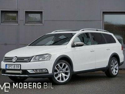 begagnad VW Passat Alltrack 2.0 TDI 177hk 4M Premium Panorama