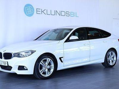 begagnad BMW 320 Gran Turismo d xDrive M-Sport Drag Automat (190hk)