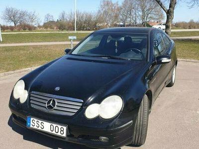 begagnad Mercedes C180