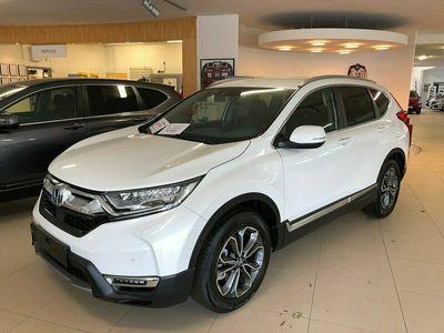 begagnad Honda CR-V 2,0 Hybrid LIFESTYLE 2WD MY21