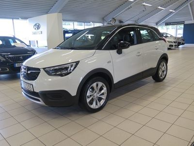 begagnad Opel Crossland X Dynamic 5D 1.2T AT6 /110hk