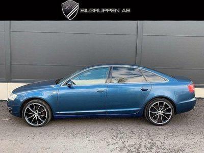 begagnad Audi A6 Sedan 2.4 Proline 177hk/Drag/M-värm