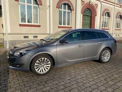 begagnad Opel Insignia OPC-line