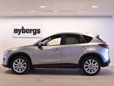 used Mazda CX-5 2.2 DE AWD 175hk Optimum