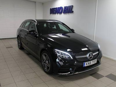 begagnad Mercedes 200 C-KlassKombi Värmare AMG