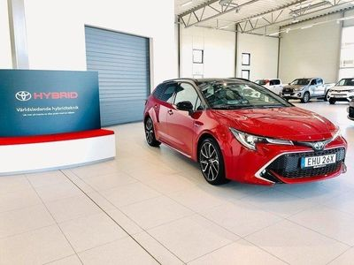 begagnad Toyota Corolla 2.0 Hybrid Touring Sports (180