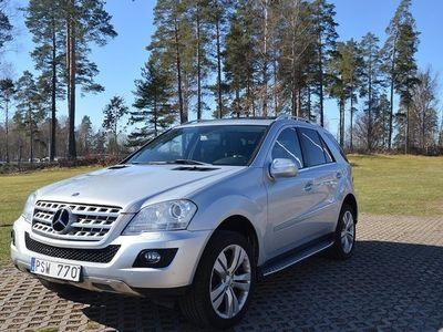 begagnad Mercedes 280 ML BenzCDI 4-matic Svensksåld 2010, SUV 139 900 kr