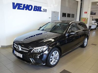begagnad Mercedes C220 220d/ 4MATIC/Backkamera/Parkeringsvärmare/Navigation/Automat/D