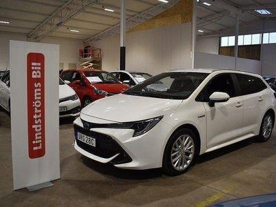 begagnad Toyota Corolla Touring Sports Elhybrid 1.8 St