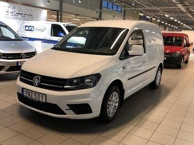 begagnad VW Caddy TDI 75HK