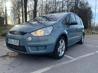 begagnad Ford S-MAX 2,5 T, 7-sits