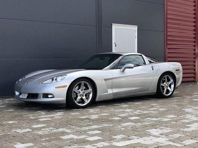 begagnad Chevrolet Corvette C6 Coupe LS3 / Z51 Pkt