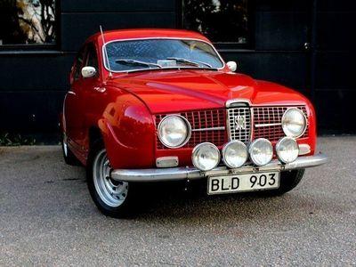 begagnad Saab 96 Monte Carlo V4