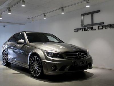 begagnad Mercedes C63 AMG 63 AMG Sedan Svensksåld Lågmil