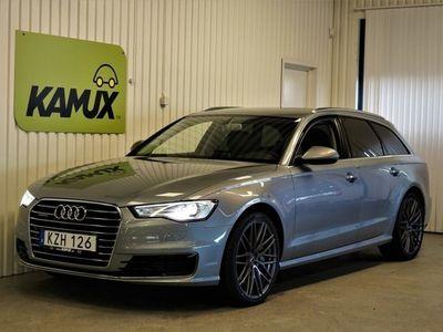 begagnad Audi A6 3.0 TDI Avant quattro (320hk)