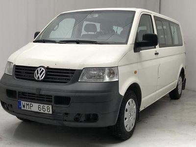 begagnad VW Shuttle 2.5 TDI
