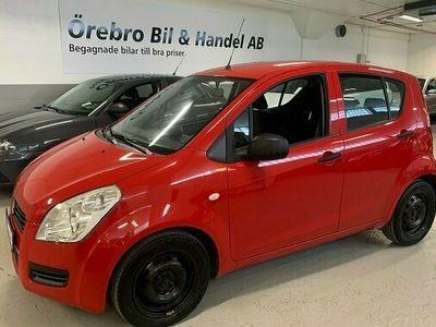 begagnad Suzuki Splash 1.0 VVT GL 2Ägare 2010, Halvkombi Pris 22 900 kr