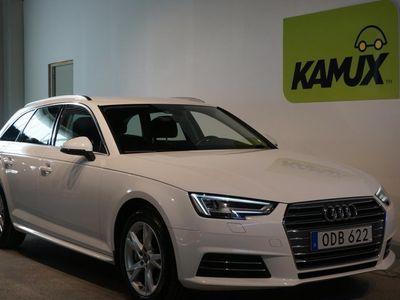 begagnad Audi A4 2.0 TDI Proline Drag S&V-Hjul (190hk)