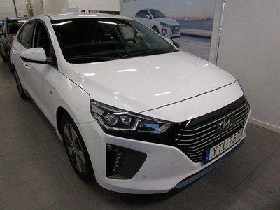 begagnad Hyundai Ioniq Plug-in Euro 6 164hk Premium Pl