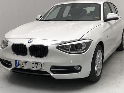 begagnad BMW 116 1-serien i 5dr, F20