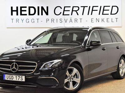 begagnad Mercedes E220 - Benz - BenzKombi 9G - Tronic 194 hk