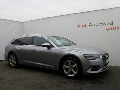 used Audi A6 Avant 40 TDI 204HK S-Tronic SPORT