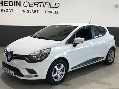 begagnad Renault Clio ZEN 1.2 endast 2016, Halvkombi 89 900 kr