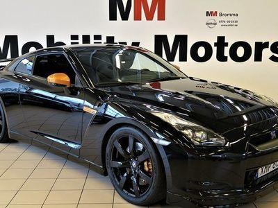 begagnad Nissan GT-R 3.8 V6 4x4 DCT JRM 2009, Sportkupé 499 000 kr