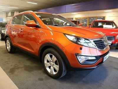 begagnad Kia Sportage 2.0 CRDi AWD Aut Komfort Drag 2012, SUV 119 900 kr