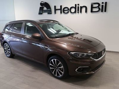 begagnad Fiat Tipo LOUNGE 120HK Automat