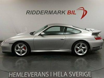 begagnad Porsche 911 Carrera 4S 996TipTronic Sv-Såld