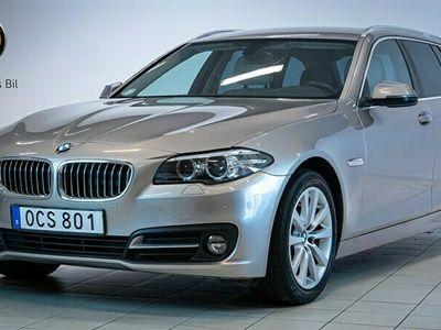 begagnad BMW 520 d xDrive Touring / Sport Paket / Läder / HiFi