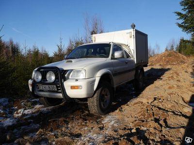 gebraucht Mitsubishi L200  Pickup Lätt lastbil 4WD -03
