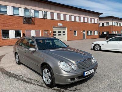 begagnad Mercedes E240 177hk 19900 mil Toppskick