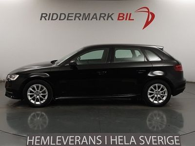 begagnad Audi A3 Sportback 1.6 TDI ultra Attraction Nyservad