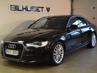 gebraucht Audi A6 3.0 TDI Q AUT 313HK DRAG NAVI