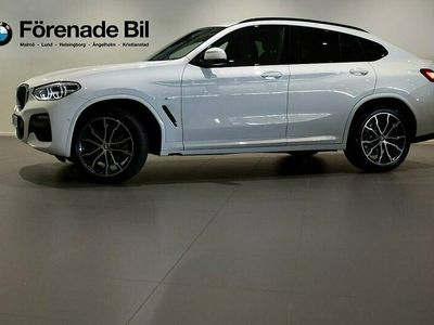 begagnad BMW X4 xDrive 20i M Sport Innovation Edition