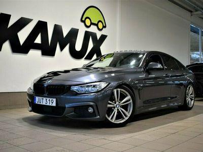 begagnad BMW 430 Gran Coupé d xDrive   M-sport   258 hk   Navi   Head up   Drag  