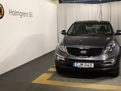 begagnad Kia Sportage 1.7 CRDi Ex Komfort 2014, SUV 152 900 kr