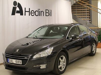 begagnad Peugeot 508 1.6 e-HDi 114hk Active S+V-hjul