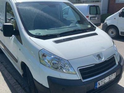 begagnad Peugeot Expert 2.0 HDi automat 163hk