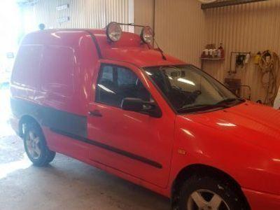 brugt VW Caddy 1,4 16v -02