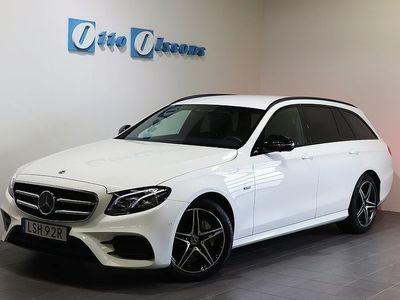begagnad Mercedes E300 PLUG-IN 306hk Kombi AMG Premium