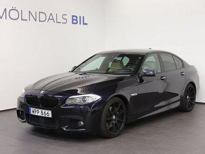 begagnad BMW 535 d Sedan M Sport Navi Head Up Backkamera 313hk